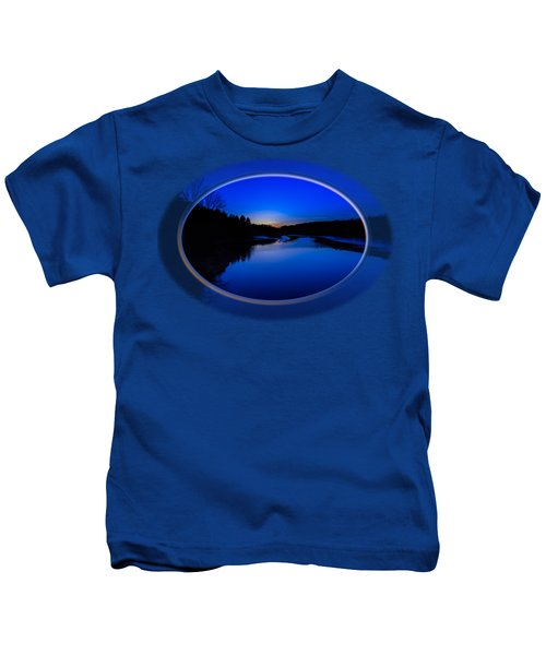 Presumpscot Blues Kids T-Shirt