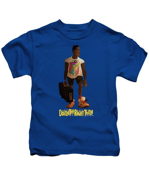 Radio Raheem Kids T-Shirt