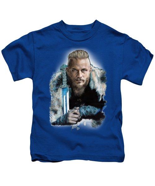 Ragnar Lothbrok Kids T-Shirt