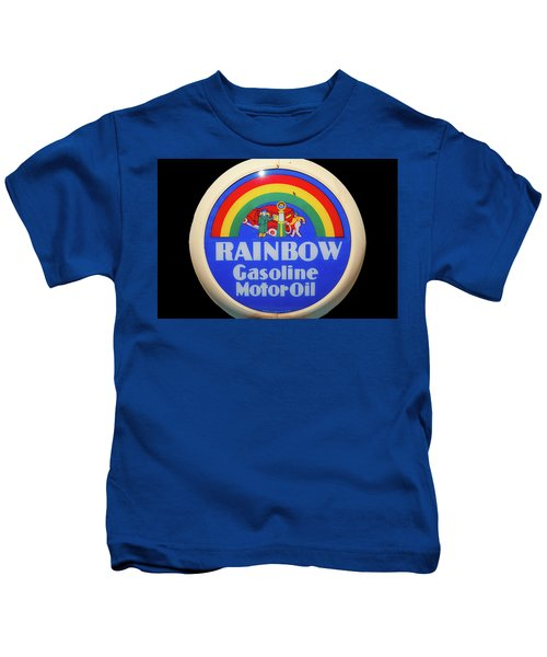 Rainbow Gasoline Kids T-Shirt