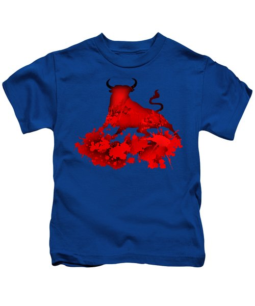 Red Bull.1 Kids T-Shirt