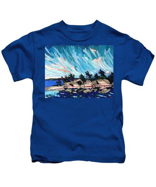 Red Horse Cirrus Kids T-Shirt