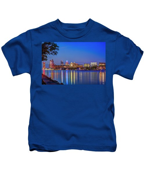 Reflection Of A City Kids T-Shirt