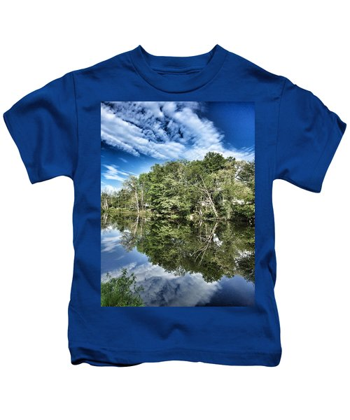 Reflection Time Kids T-Shirt