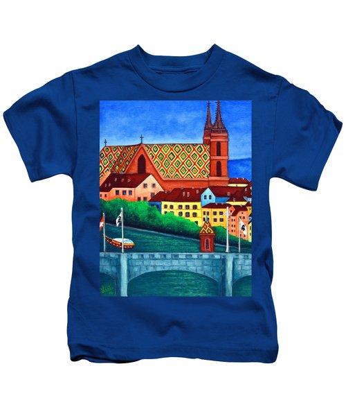 Remembering Basel Kids T-Shirt
