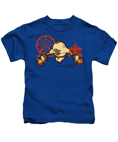 Return Kids T-Shirt by Opoble Opoble