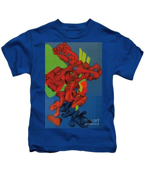 Rfb0116 Kids T-Shirt