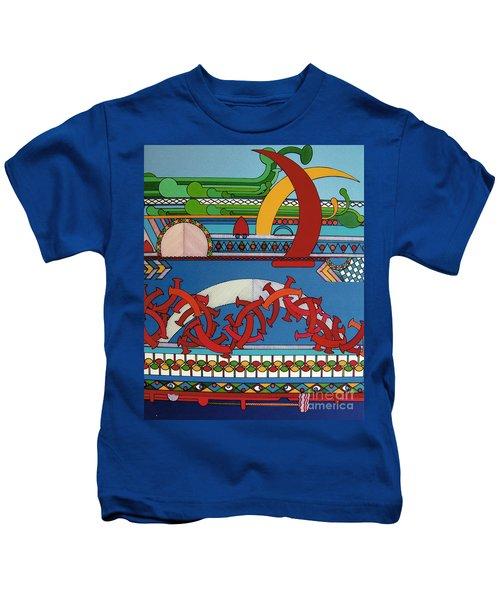 Rfb0403 Kids T-Shirt