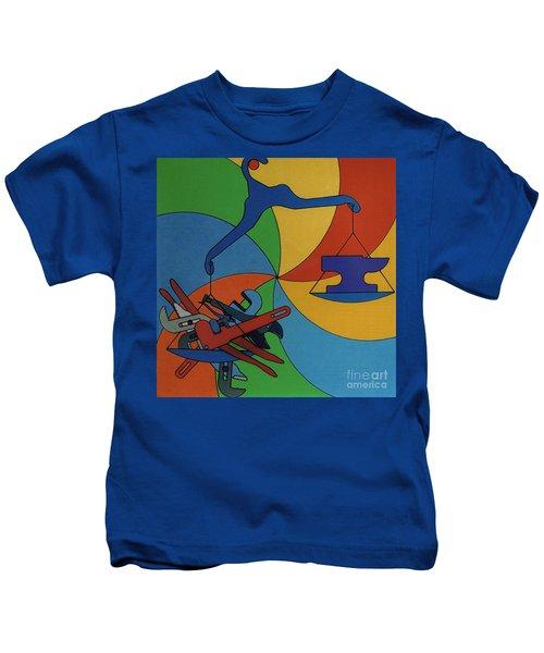 Rfb0924 Kids T-Shirt