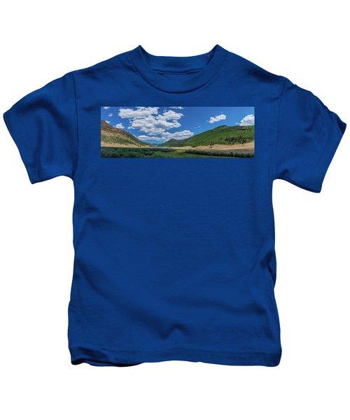 Rio Grande Headwaters #3 Kids T-Shirt