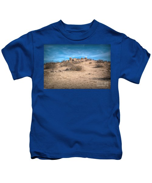 Rocks On The Hill Kids T-Shirt