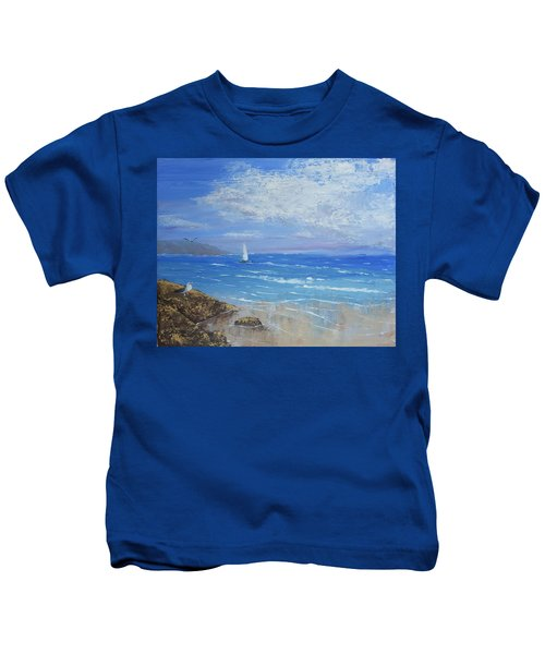 Sailing Away Kids T-Shirt
