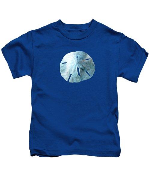 Sand Dollar Kids T-Shirt by Anastasiya Malakhova