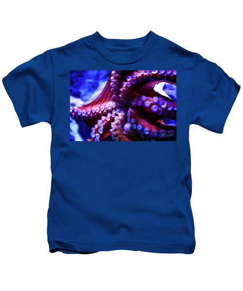 Scarlet Below Kids T-Shirt