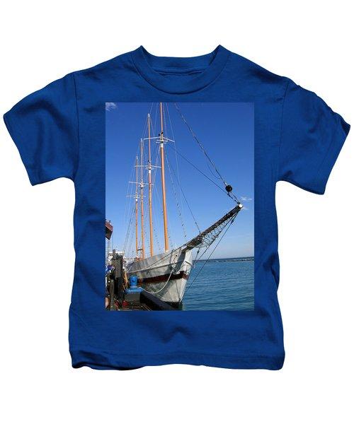 Schooner Kids T-Shirt