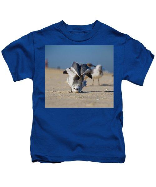 Seagull Yoga Kids T-Shirt