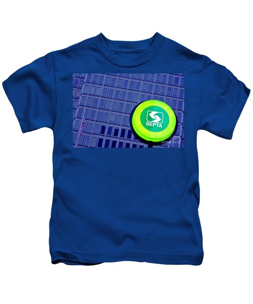 Septa Sign Kids T-Shirt