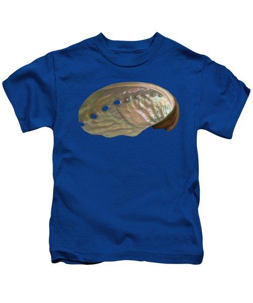 Shell Transparency Kids T-Shirt