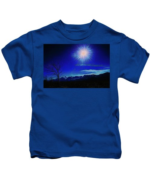 Sierra Night Kids T-Shirt