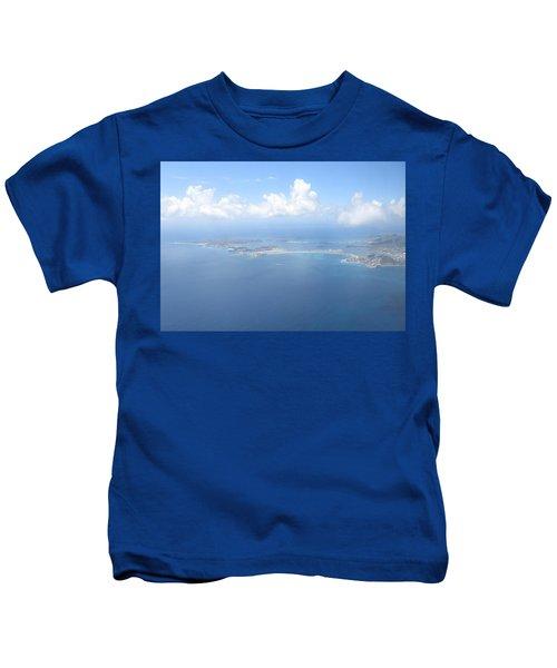 Simpson Bay St. Maarten Kids T-Shirt