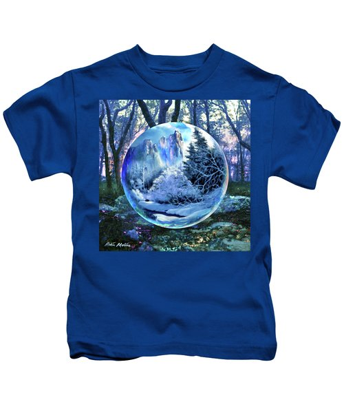 Snowglobular Kids T-Shirt