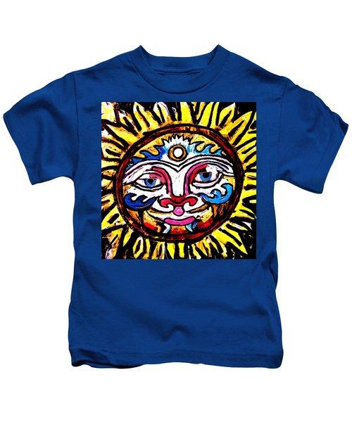 Sol Horizon Band Kids T-Shirt