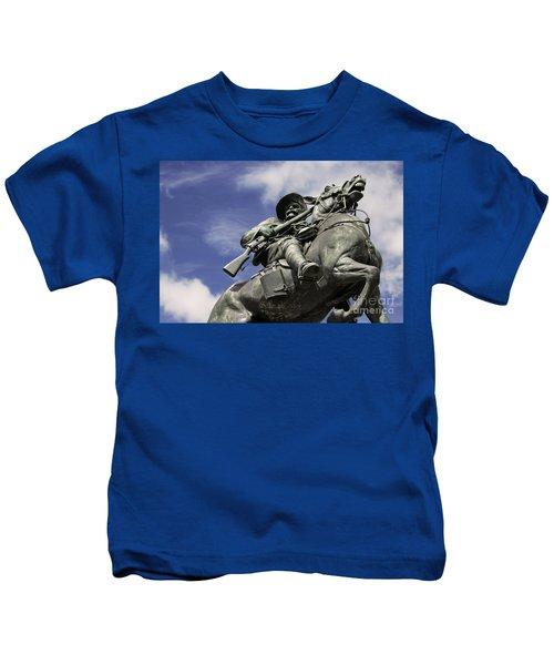 Soldier In The Boer War Kids T-Shirt