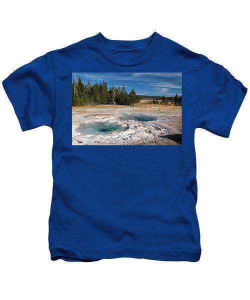 Spasmodic Geyser Kids T-Shirt