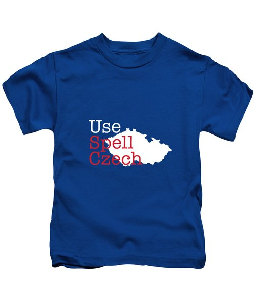 Spell Check Kids T-Shirt