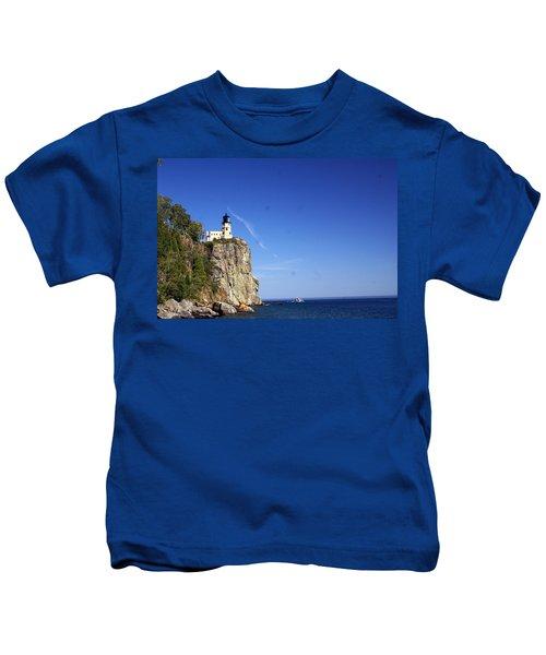 Split Rock 1 Kids T-Shirt