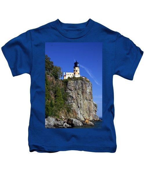 Split Rock 2 Kids T-Shirt