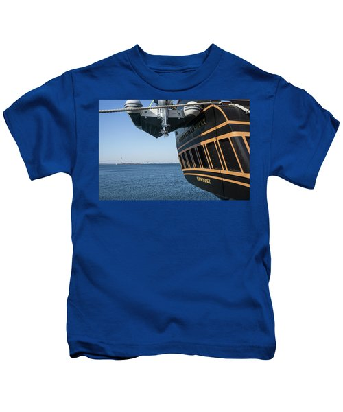 Ssv Oliver Hazard Perry Close Up Kids T-Shirt