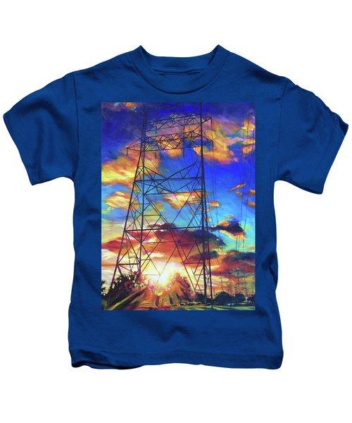 Stand Tall Kids T-Shirt