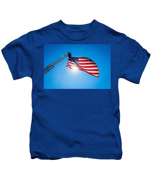 Stars And Stripes Forever Kids T-Shirt