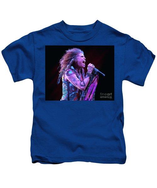 Steven Tyler  Kids T-Shirt