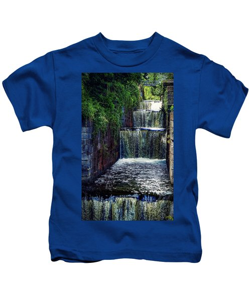 Summer At The Five Combines Kids T-Shirt