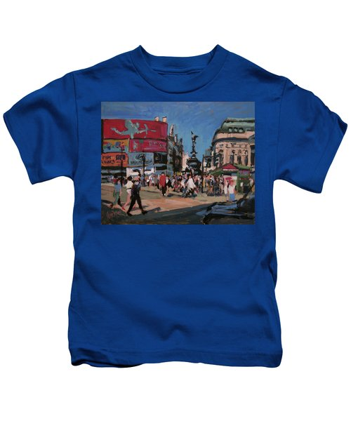 Sunny Piccadilly Kids T-Shirt