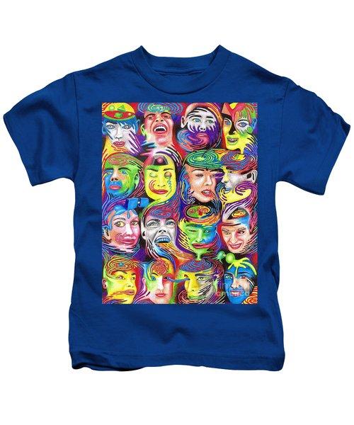 Supererogatory Cognizance Kids T-Shirt