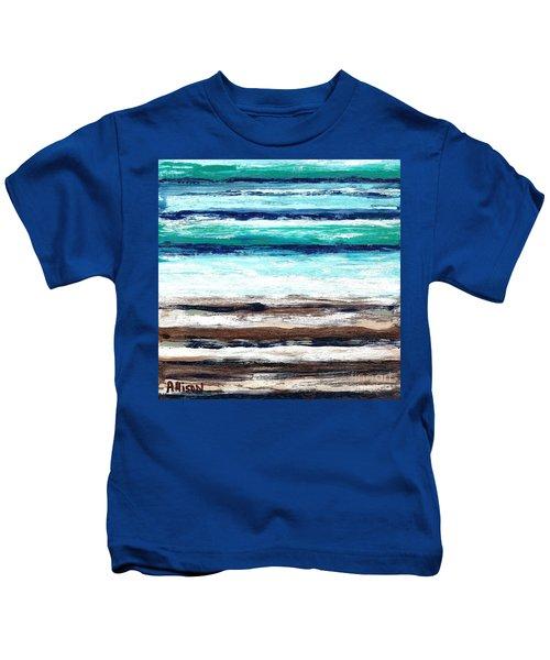 Surf And Turf Kids T-Shirt