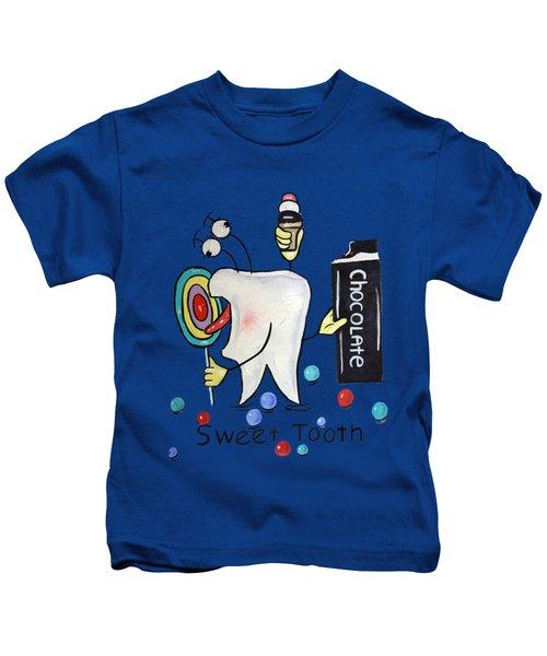 Sweet Tooth T-shirt Kids T-Shirt