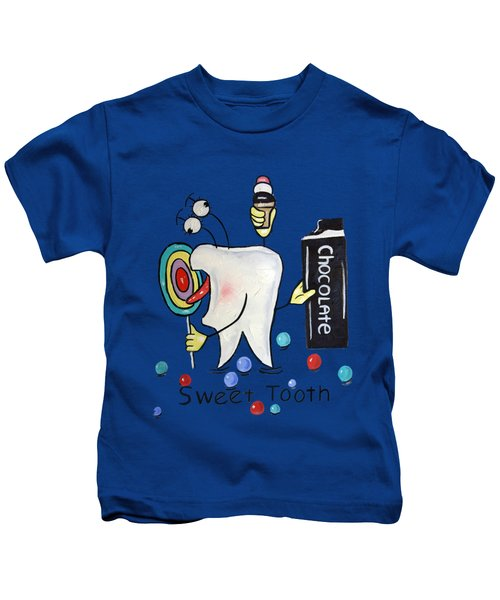 Sweet Tooth T-shirt Kids T-Shirt