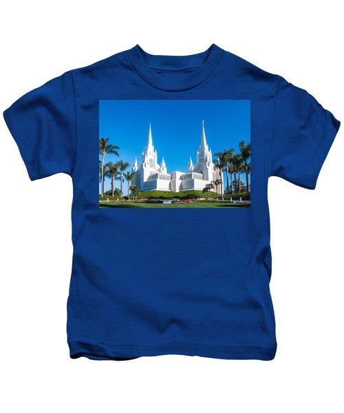 Temple Glow Kids T-Shirt