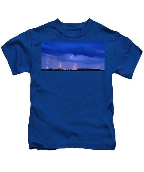 The Approching Storm Kids T-Shirt