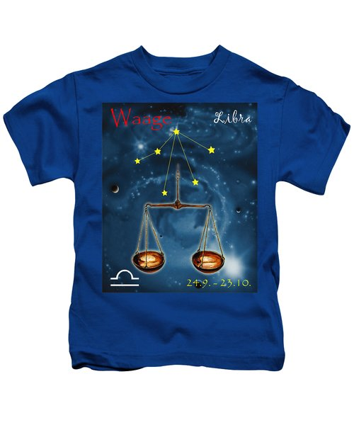 The Balance Of The Universe Kids T-Shirt