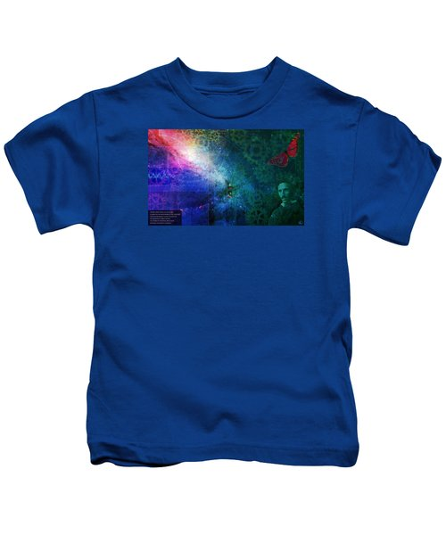 The Butterfly Effect Kids T-Shirt