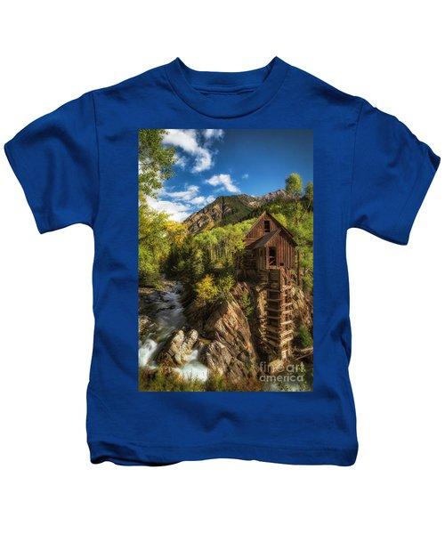 The Crystal Mill Kids T-Shirt