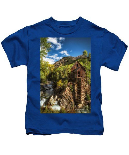 The Crystal Mill Kids T-Shirt