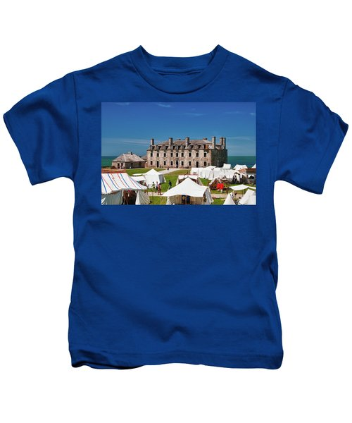 The French Castle 6709 Kids T-Shirt