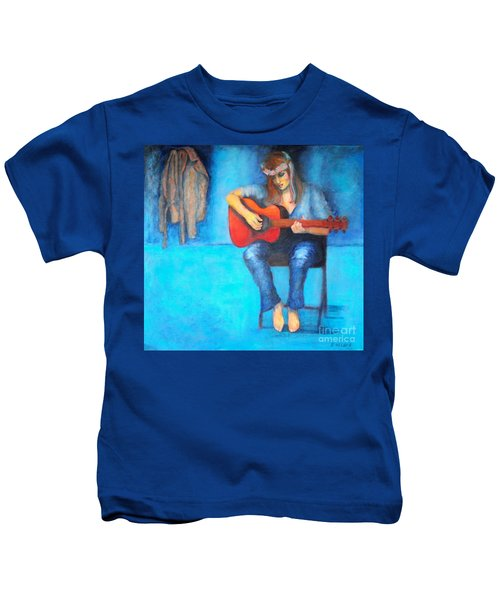 Music In The Alhambra Kids T-Shirt