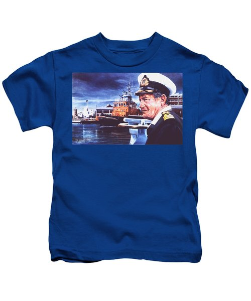 The Harbourmaster Kids T-Shirt